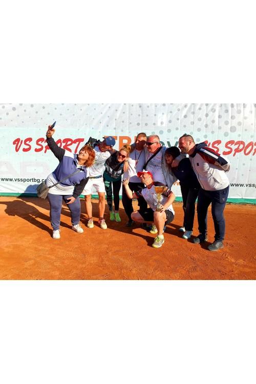64 тенисисти участваха на VS Sport Open 2021