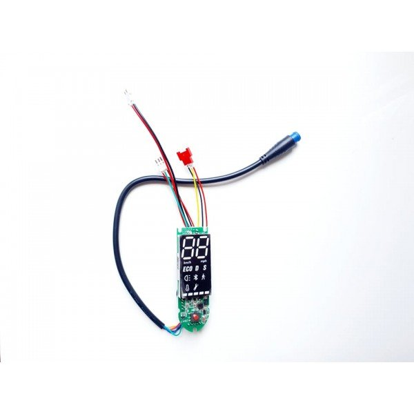 KCQ Pro - bluetooth платка с дисплей