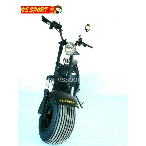 Citycoco скутер (Харли) - VS 500