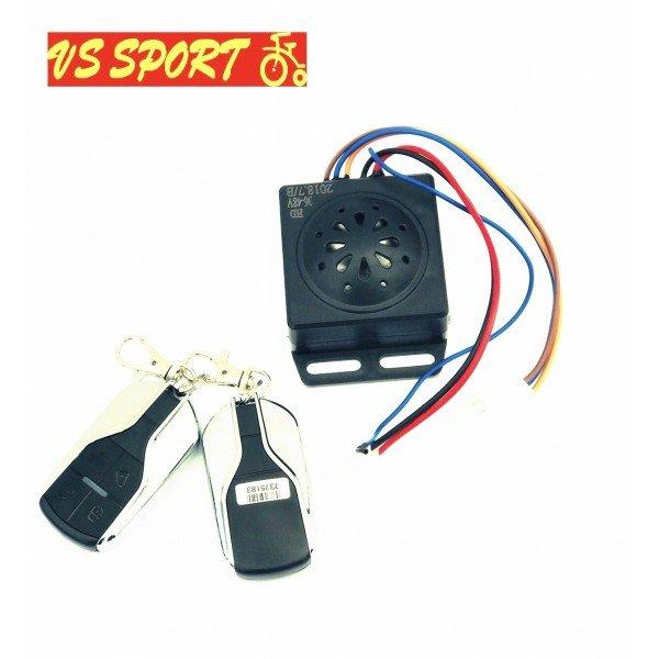 Аларма за електрическа триколка