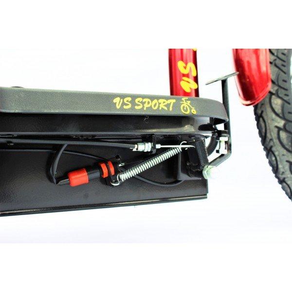 Електрическа триколка 48V 500W -VS 350