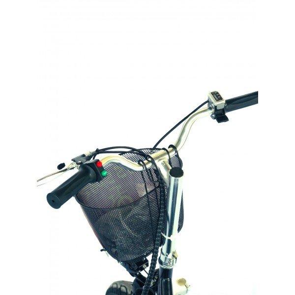 Електрическа триколка 48V 500W (черна) VS Sport