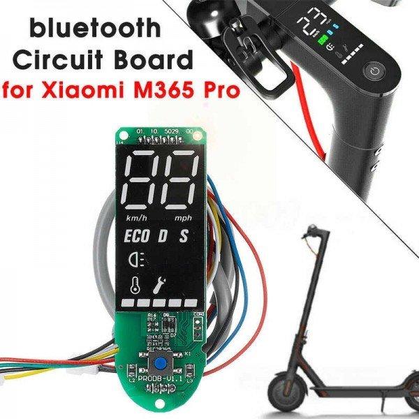 Bluetooth платка с дисплей • M365 Pro