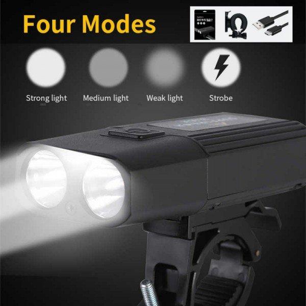 LED светлина • 1800mah