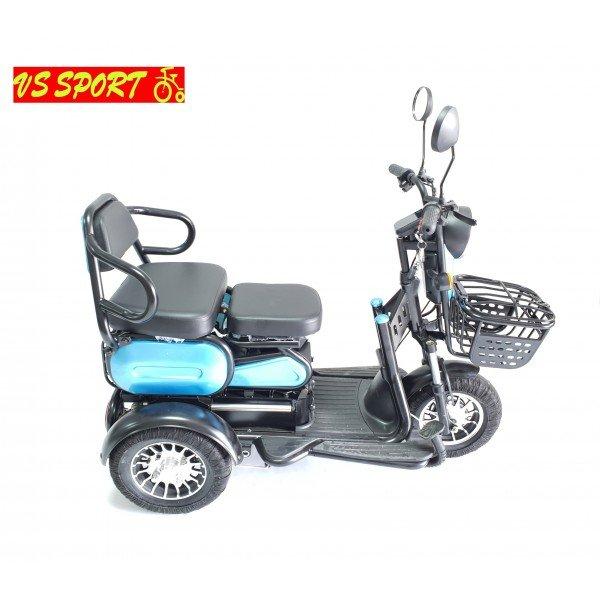 Електрическа триколка VS 140 • 48V 500W
