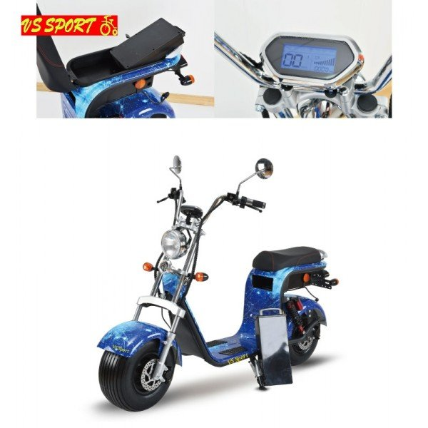Citycoco scooter • HR8-2