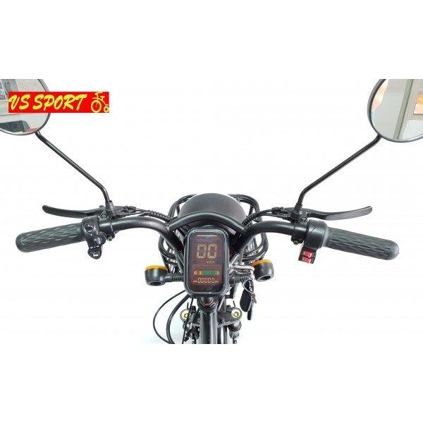 Електрическа триколка VS 120 • 48V 500W